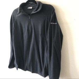 Columbia fleece sweater